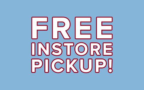 Free Instore Pickup